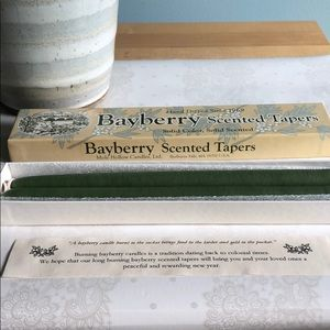 Bayberry Taper Candles